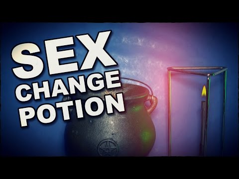 How To Make A Sex Change Potion From Male To Female