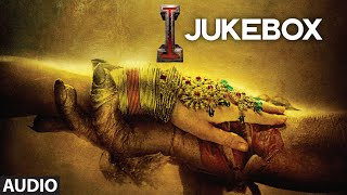 'I' FULL AUDIO SONGS (HINDI) Jukebox | A. R. Rahman | Shankar, Chiyaan Vikram