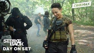 Day on Set | Strike Back | Cinemax