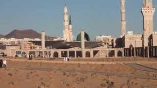 На кладбище Аль-Баки в Медине