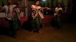 Bodo Gospel Dance ki- J.N.N.P(Bor)2015