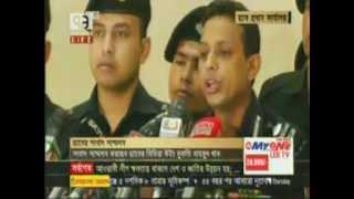 rapid action battalion arrested bangladeshi chief coordinator of AQIS  & rec huge  explosive
