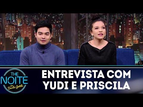 Xxx Mp4 Entrevista Com Yudi E Priscilla The Noite 14 06 18 3gp Sex