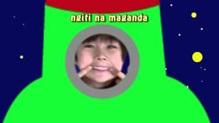 Sampung Mga Daliri (Filipino Children's Song - Tagalog)
