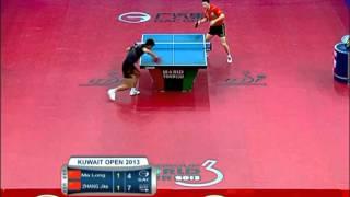 Kuwait Open: Zhang Jike-Ma Long
