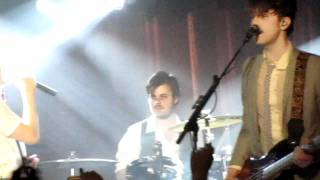 Panic! At The Disco - London Beckoned Songs about Money (09/05/2011, Moscow)