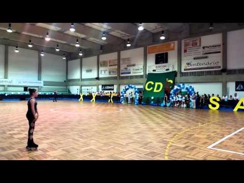 Classe pré-competição no XXX sarau CDC