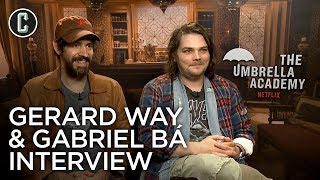 Umbrella Academy: Gerard Way & Gabriel Ba Interview