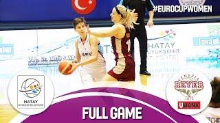Hatay BB (TUR) v Reyer Venezia (ITA) - Full Game - Semi-Finals - EuroCup Women 2017-18