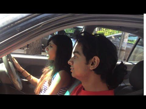 Final Destination || worst car driving by girls || girls vs boys car driving ||worst parking by girl