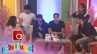 ASAP Chillout: ASAP Coverboys want to perform with other Kapamilya ladies