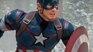 Batman VS Captain America: War for Justice - Official Trailer (FanMade)
