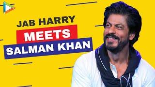 Shah Rukh Khan PLAYS The HILARIOUS Jab Harry MEETS Game | Salman Khan | Karan Johar | Imtiaz Ali