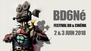Festival BD6Né 2018 - Teaser