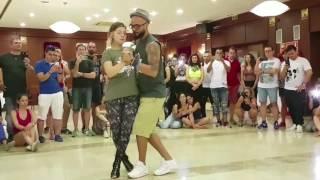 🎶  [ Tz - Adoro ft Gerilson ]  Albir Rojas & Anjuli (3) @ Karga Kizomba Festival 2017