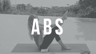 10 Mintues Ab Workout for Fibromyalgia Pain/ Fibro-Fit Abs & Back