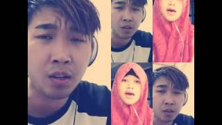 Terlanjur Cinta [Ibnu feat Isma] -Smule sing Karaoke