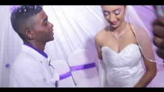 Rachel & Shamier Wedding