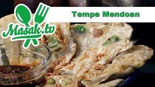 Tempe Mendoan Feat Stefani