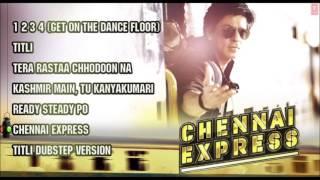 Chennai Express | Title Song | Full Song | S.P. Balasubrahmanyam, Jonita Gandhi