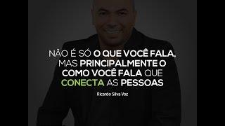 COMO MELHORAR SUA VOZ: #FalarBemConecta c/ Ricardo Silva