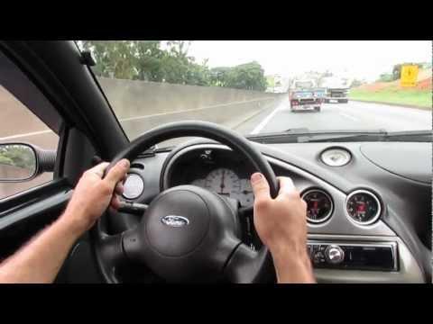 Ford Ka supercharge 1.0 zetec rocan corta a pouco mais de 180km h
