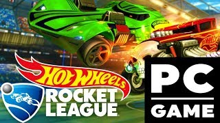 How To Download Rocket League Hot Wheels For Free on PC[Working 100%][Windows 7/8/10] (2017)