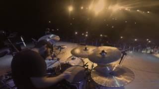 Maick Sousa - Drum Cam #015 - Oficina G3 - João