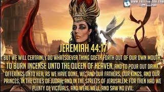 Truth On Easter: Ashtoreth, Nimrod, Goddess Worship, The Tabernacle, JESUS IS GOD!
