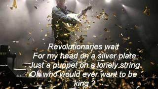 Coldplay -Viva La Vida Lyrics