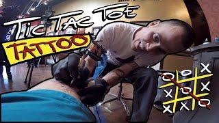 Tic Tac Toe Tattoo ft. Steve-O