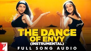 The Dance Of Envy (Instrumental) | Dil To Pagal Hai | Uttam Singh