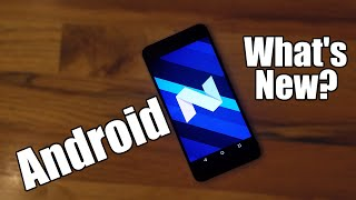 Android 7.0 Nougat Overview! | Everything You Need to Know!