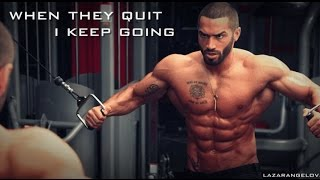 Lazar Angelov - Training ARMS - workout HARD - 2016