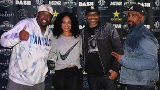 2-22-17 Zo Wiliams' VOR Show SG: Corey Holcomb, Maliah Michel & psychic Wayne