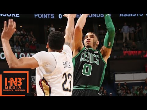 Xxx Mp4 Boston Celtics Vs New Orleans Pelicans Full Game Highlights March 18 2017 18 NBA Season 3gp Sex