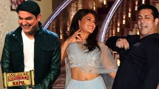 Salman Khan KICK on Comedy Nights with Kapil 26th July 2014 Episode   Kapil Sharma