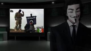 Anonymous Italia Operation