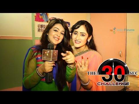 Xxx Mp4 Aditi Sajwan And Shafaq Naaz 30 Sec Challenge 3gp Sex