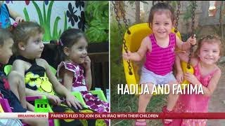 Russian children stranded in Iraqi orphanage reunite with relatives following RT campaign