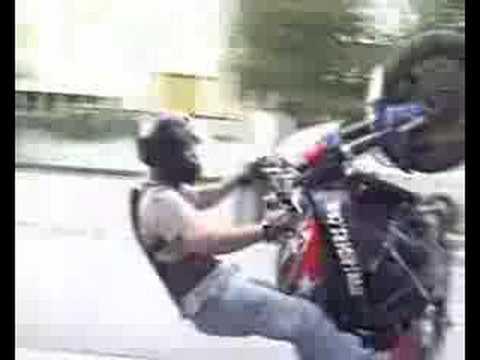 Racha de Moto 1000cc só motãoo