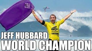 Jeff Hubbard : légende vivante du bodyboard !