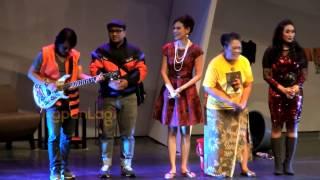 Terlibat Pertunjukkan Teater, 3 Perempuan Ini Merasa Senang