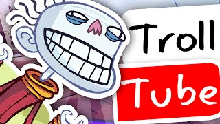 TROLLFACE QUEST; YOUTUBE EDITION!!