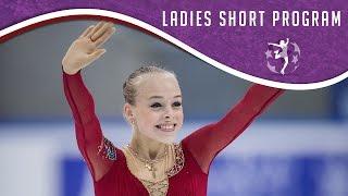 2016 ISU Junior Grand Prix Final - Marseille - Ladies Free
