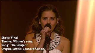 🎵 Carly Rose Sonenclar ~ All X Factor Performances 🎶