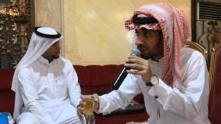 عدنان الحرز زواج محمد الدباب