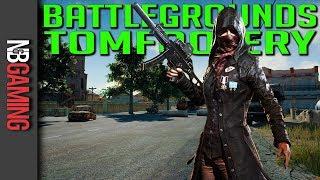 Battlegrounds Tomfoolery Ep6 - Playerunknown
