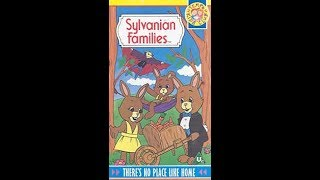 Original VHS Opening: Sylvanian Families: There's No Place Like Home (UK Retail Tape)