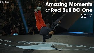 AMAZING Moments at Red Bull BC One 2017 ► .stance ◄